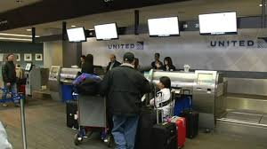 united check in luggage united may outsource airport jobs including mineta san jose