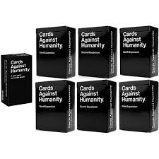 cards against humanity expansion cards against humanity starter plus 6 expansion sets card