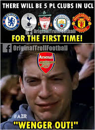 Meme Pics - 17 arsenal memes that will make you cringe daily cannon