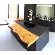 ilot cuisine bois massif ilot cuisine bois finest bar with ilot cuisine bois massif ilot