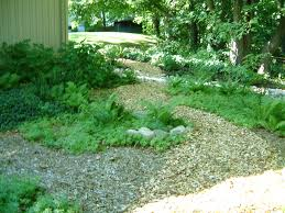 Landscaping Wood Chips by Hardscaping U0026 Dry Garden Landscaping Ideas At Organic Vegetable