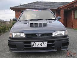 nissan sunny 1990 modified nissan sunny gti r car classics