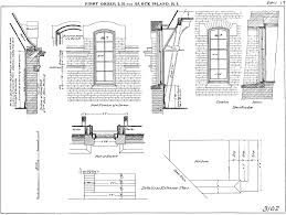 library of congress floor plan plan for block island southeast lighthouse u0027s entrance steps