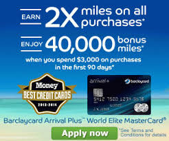 Barclaycard Barnes And Noble Barclaycard Arrival World Mastercard Review Best Airline Credit Card