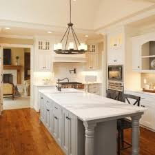 decor cozy lowes wood flooring with curved countertop and white
