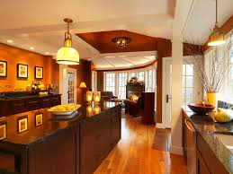 Kitchen Faucet Placement Feiss Lighting In Kitchen Traditional With Open Kitchen Next To