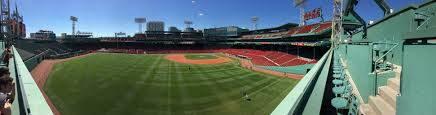 Fenway Park Seating Map Ballpark Review Fenway Park Boston Red Sox U2013 Perfuzion