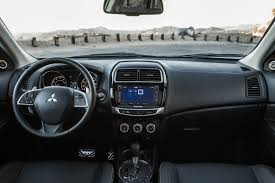 mitsubishi outlander interior the case for refinement the 2016 mitsubishi outlander sport 2 4 gt