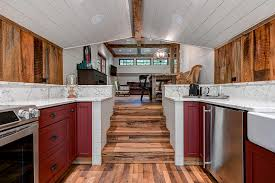Carriage House Cabinets Storybrooke Cottage Modern Rustic Carriage House By Acm Design