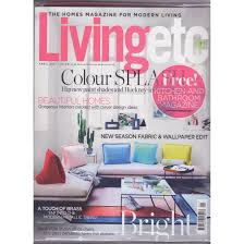 Beautiful Homes Magazine Living Etc 1 January 2016 Lv0116