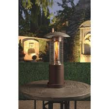 Table Top Patio Heaters by Bond Rapid Induction Tabletop Patio Heater 68236 Do It Best