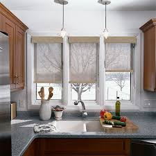 Kitchen Window Treatments Roman Shades - 15 best blinds images on pinterest window coverings kitchen