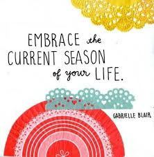 the current season the daily quotes