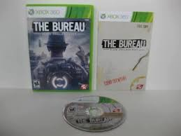 the bureau xbox 360 the bureau xcom declassified xbox 360 just go vintage