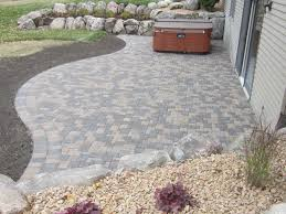 Pavers Over Concrete Patio by Ideas For Installing Patio Pavers 19383