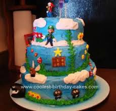 mario birthday cake amazoncom mario brothers birthday party 22 mario birthday