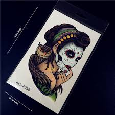 compare prices on mask tattoo designs online shopping buy low
