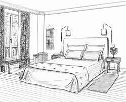 dessin chambre dessin de chambre impressionnant stock dessin chambre bb dessin sur
