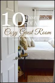 Bedroom Furniture Essentials 93 Best Guest Room Images On Pinterest Guest Bedrooms House