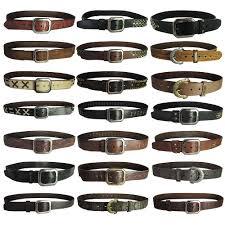 designer belts true religion mens single prong designer genuine leather belts ebay