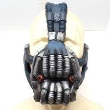 bane costume bane mask ebay