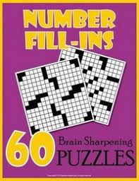 printable number fill in puzzles