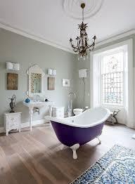 bathroom blue bathroom with mirror frame also round mirror