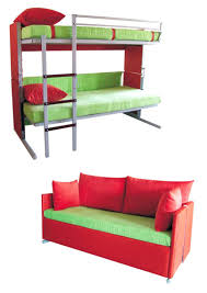 Bunk Bed Futon Combo Bunk Beds Bunk Bed Sofa Image Of Couch Convertible Long Beds