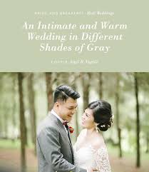 different shades of gray a wedding in different shades of gray philippines wedding blog