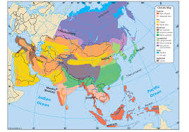 Asia Geography Map by Geography Step 5 Mr Ott U0027s Classroom Wiki