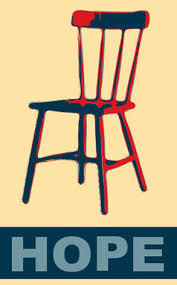 Meme Chair - did someone say my name from clint eastwood s rnc empty chair meme