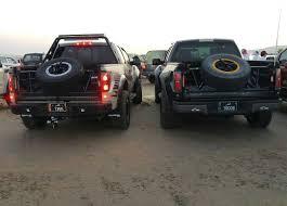 Ford Ranger Truck Mods - black or silver fordraptorfriday raptor ford tiregate