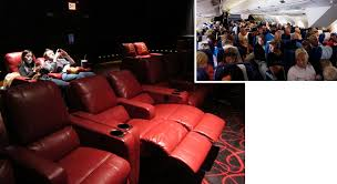 Amc Reclining Seats Theater Seats Moving In The Opposite Design Direction From