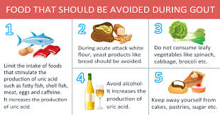foods that fight uric acid food for those with uric acid does