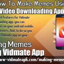 Meme Video Download - textaloud ivona kimberly22 how to make memes using vidmate video