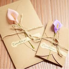 aliexpress buy 30pcs brown diy kraft paper envelopes