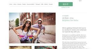 wedding websites best wedding builder websites maitlive