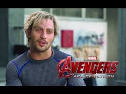 quicksilver film marvel aaron taylor johnson interview avengers age of ultron 2015