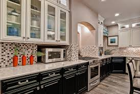 Oakwood Homes Design Center Black And White Cabinet Mix The Telluride By Oakwood Homes For