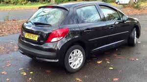 peugeot 207 2011 peugeot 207 s 2011 model lp60 kht youtube