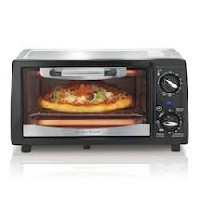 Hamilton Beach Set Forget Toaster Oven With Convection Cooking Toaster Ovens Kohl U0027s