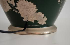 Esszimmerst Le Netz Französische Regency Keramik Tischlampe Von Maison Le Dauphin