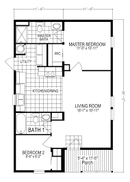 the sunflower tl24362a manufactured home floor plan or modular