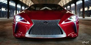pictures of lexus lf lc lexus lc500 vs lexus lf lc concept styling faceoff photos 1