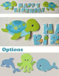 Turtle Nursery Decor Sea Turtle Nursery Decor Boy Baby Shower Or Birthday