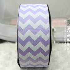 3 inch grosgrain ribbon wholesale free shipping 3 inch pink chevron printed grosgrain ribbon 50yards