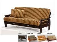 standard hardwood futon frames frame only