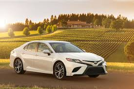 toyota camry 2018 toyota camry earns iihs top safety pick rating ny daily news