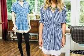how to home u0026 family diy shirt dress hallmark channel