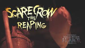 halloween horror nights instagram scarecrow the reaping house reveal halloween horror nights 2017